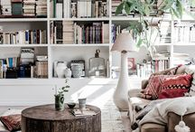 Swedish/Scandinavian Interiors / The Scandinavian style interior design is the modern face of design. It combines functionality.