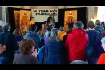 #NoDAPL Protest Footage - Massachusetts