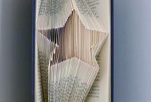 Book folding / Art