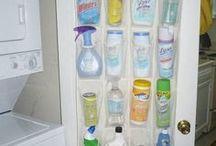 organização material limpeza