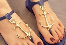 All things anchor/nautical