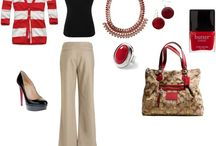 Outfits / by Michelle Bruna