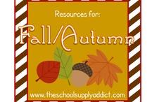 Fall Ideas / by Melanie Tamm Spranger