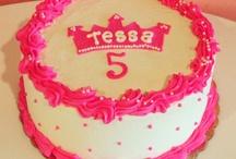 CAKE DECORATING / by Vina Thoreson