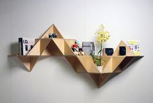 cool shelves / by April Walley