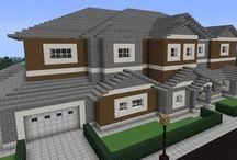 Budynki z minecrafta