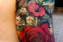 My tattoo ideas