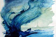 Malerier / Inspirasjon til malerier