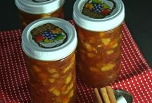 Jams, Jellies & Fruit Butters / Recipes for #jam,#jelly, and fruit butter.