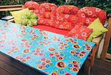 Deck the Patio / Spruce up the outdoors