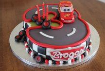 Ndegwa's bday cake