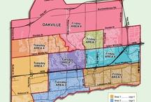 Oakville Resident Info