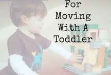 Parenting Nerd - Moving with a Toddler