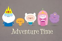 Adventure Time! / by Stacey Jennison