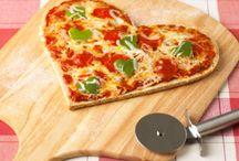 """♥Ilove Pizza♥ / by """"Pearl Sea"""""""