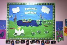 Bulletin Boards for School