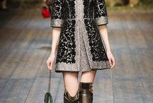Dolce and Gabbana Autumn/Winter 2014-15