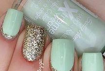 gel polish nail designs