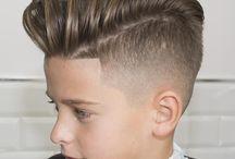 Kinder Frisuren