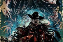 Bloodborne/Dark souls