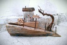 bateau bois