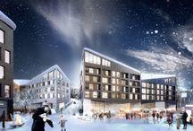 Winter Architecture