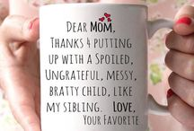 Mother's Day Gifts, Cards, and Crafts