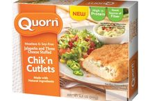 Have you tried...? / Featuring Quorn products that you may or may not have tried
