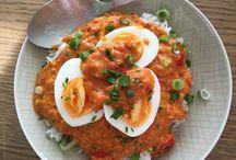 Diner inspiratie (veg) / Vegan en vegetarische diner recepten.