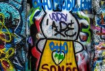 Street Art/ Graffiti / by Stephanie Webber Barry