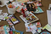 Vision Board Girls Night / by Erica Harris