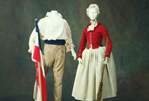 Extant Garments, Circa 1790-1795 / Focusing on lower classes