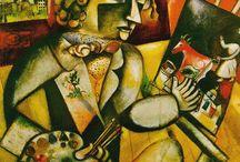 Chagall / by Melanie Formosa