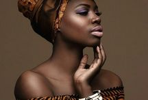 Africa inspiration / Fashion, style, color