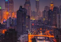 {Shanghai} / by Pink Thanachanant