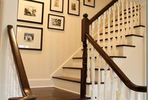 vintage stairs