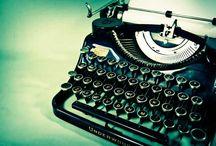 <3 Typewriter <3 / by Pshiiit
