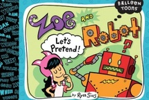 Girls Love Robots / A board celebrating girls love of robots and technology! For more girl-empowering STEM toys for girls, visit http://www.amightygirl.com/toys/toys-games/science-math