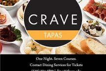 Delectable Delights! / by Ithaca Dining Services