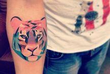 Interestingly beautiful tattoos