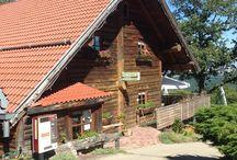 Luftkurort Dannenfels / Meinen Wohnort, mit ausgedehntem Wandernetz, tollen Lokalitäten