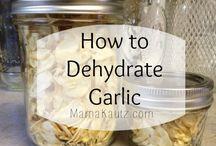 Dehydrating / by Genelle Cunningham Gardner