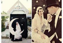 Hermanas Vintage (wedding) / Ideas fotográficas para bodorrios y ceremonias en general.