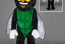 Bugs! / Bug and insect inspired promotional mascot costumes