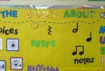 For my music teacher