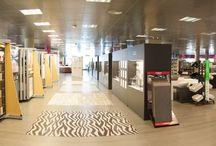 Showroom Terrassa / ¡En este tablero podrás pasearte por el showroom de nuestra tienda física de Terrassa!
