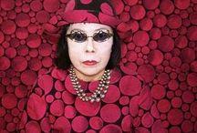 oooo Yayoi Kusama oooo / by Nydia Saenz