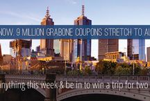 Win cool stuff! / Check out our competitions and all the cool stuff you can win.  / by GrabOne