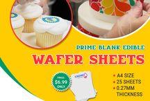Buy Wafer Sheets Online