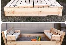 diy kids outdoor play